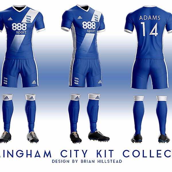 Birmingham City Adidas Concept 4