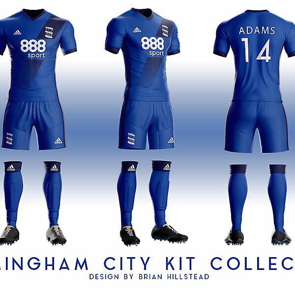 Birmingham City Adidas Concept 5