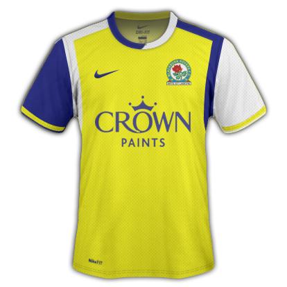 Blackburn Away