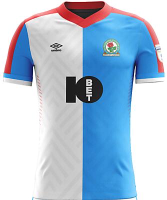 Blackburn Rovers 2018/19 Home
