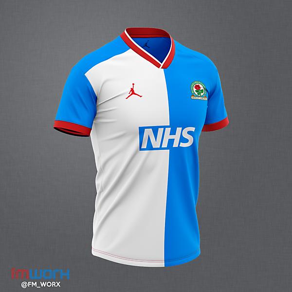 Blackburn Rovers   NHS/Jordan