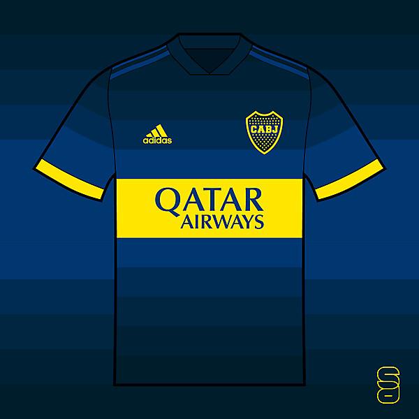 Boca Jrs. - Home kit
