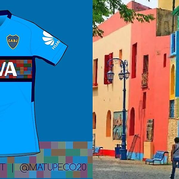 Boca Jrs. Third shirt -