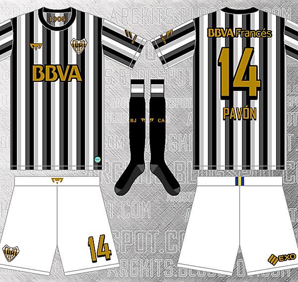 Boca Juniors - Third fantasy kit