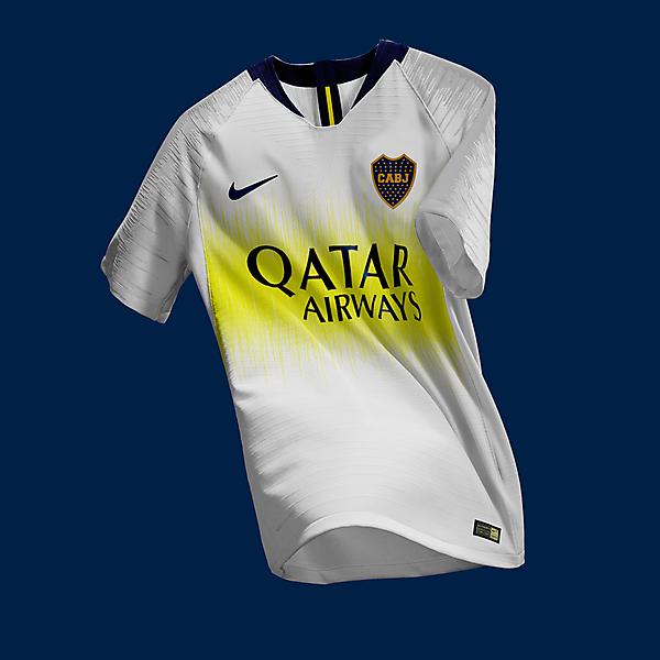 Boca Juniors Away Concept Kit