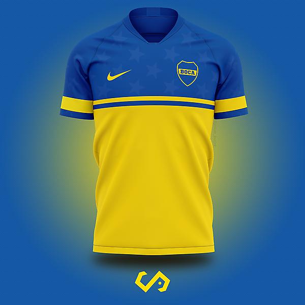 Boca Juniors Away Kit(Not KOTW)