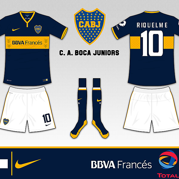 Boca Juniors Home
