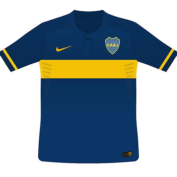 Boca Juniors: home