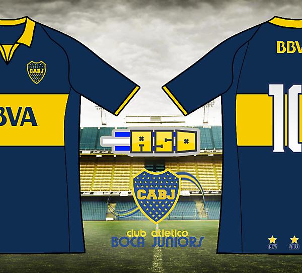 Boca juniors kit