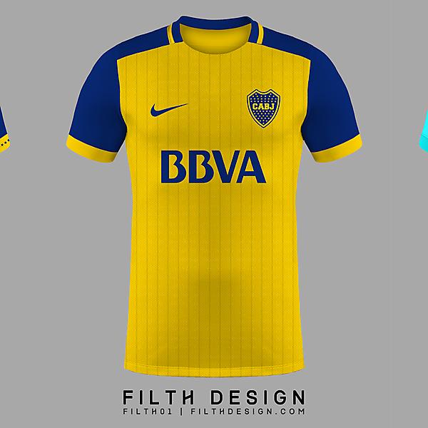 Boca Juniors Set