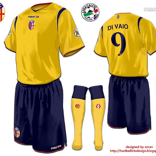 Bologna FC 1909 third fantasy