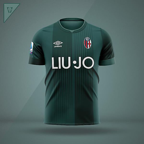 Bologna x Umbro third concept