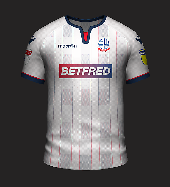 Bolton Wanderers Concept Kit
