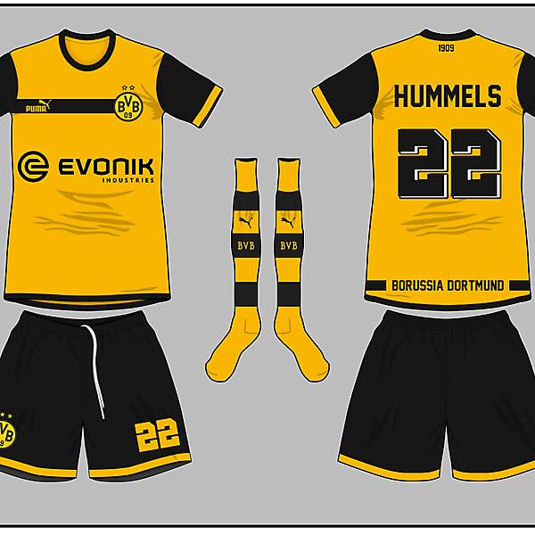 Borussia Dortmund - Home