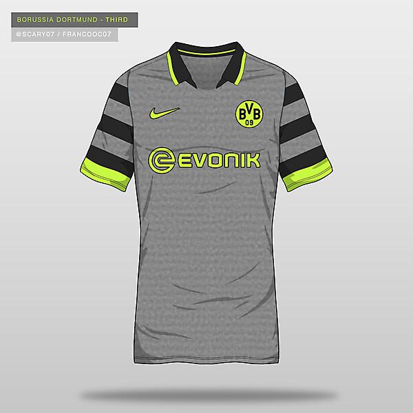Borussia Dortmund - THIRD