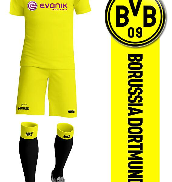 Borussia Dortmund 2014-2015 Home