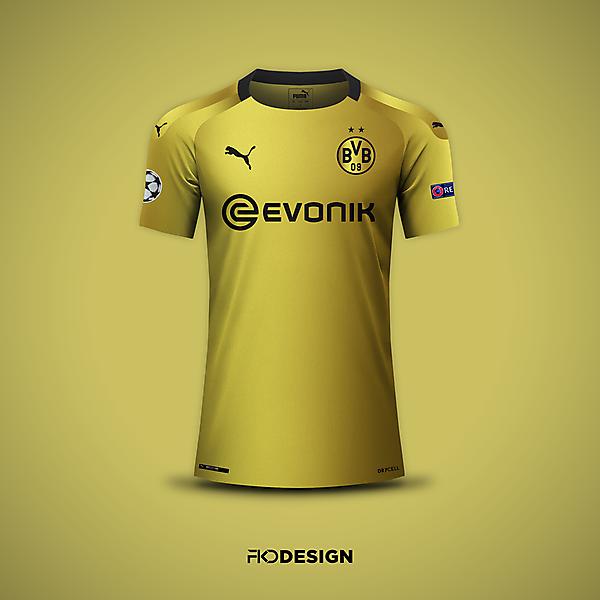Borussia Dortmund   Puma   UCL
