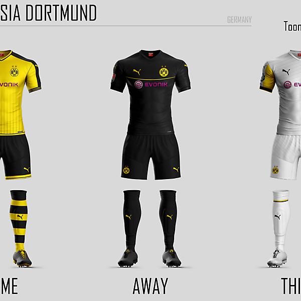 Borussia Dortmund Concept