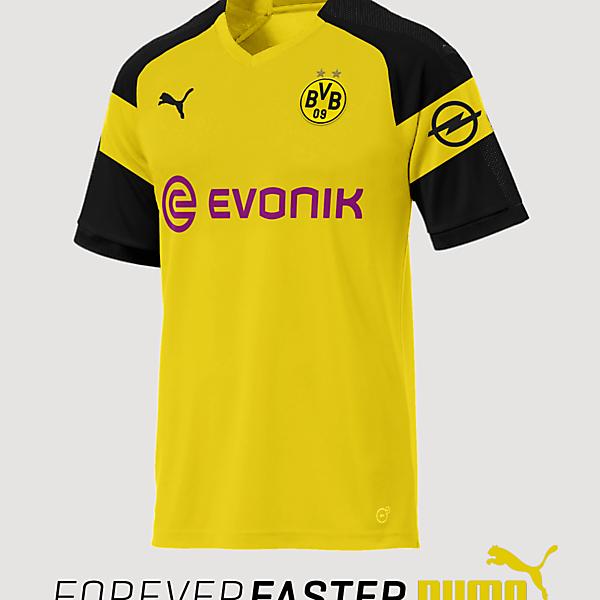 Borussia Dortmund Home 2018/2019