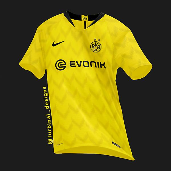 Borussia Dortmund Nike Home Concept Kit