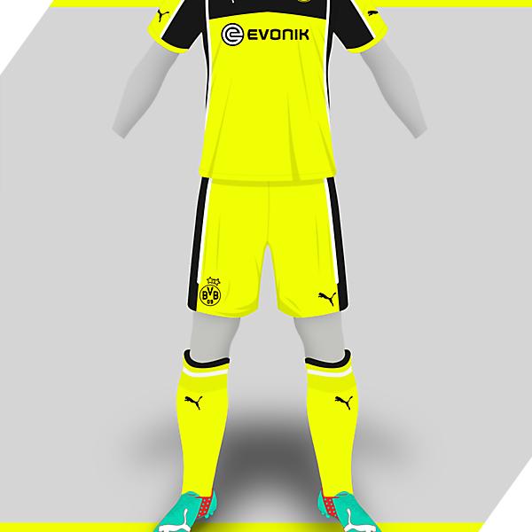 Borussia Dortmund Puma