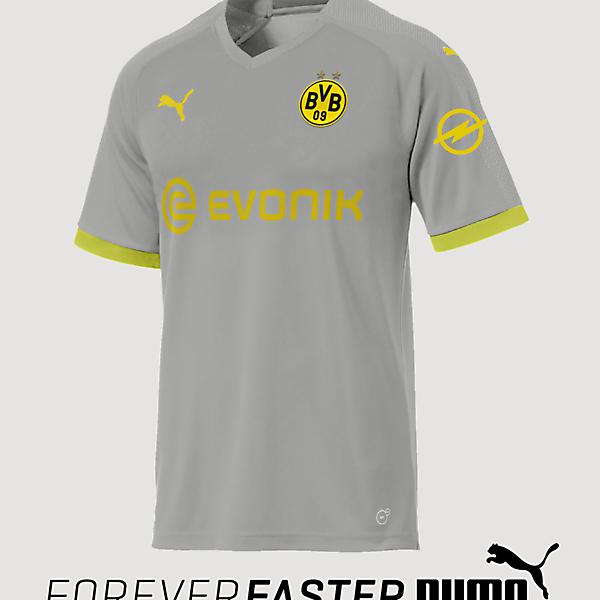 Borussia Dortmund Third 2018/2019