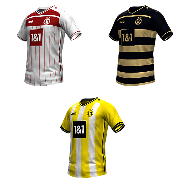 Borussia Dortmund x Jako Concepts