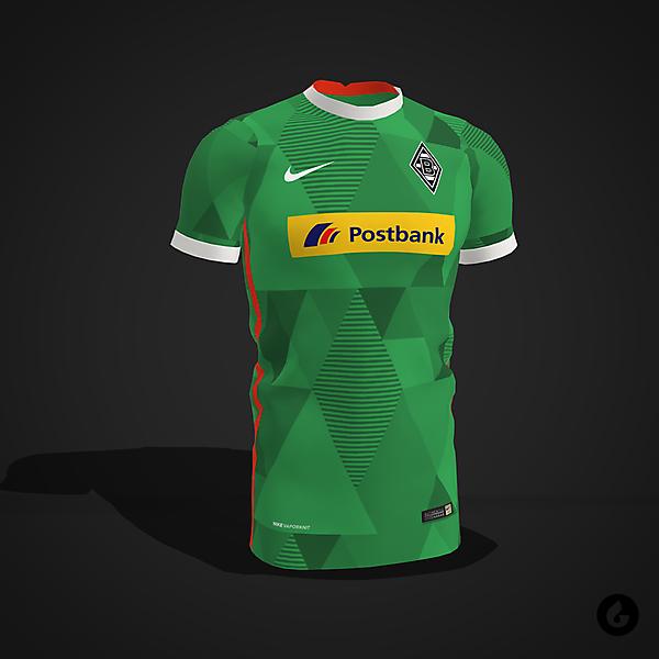 Borussia Mönchengladbach x Nike Concept Kits