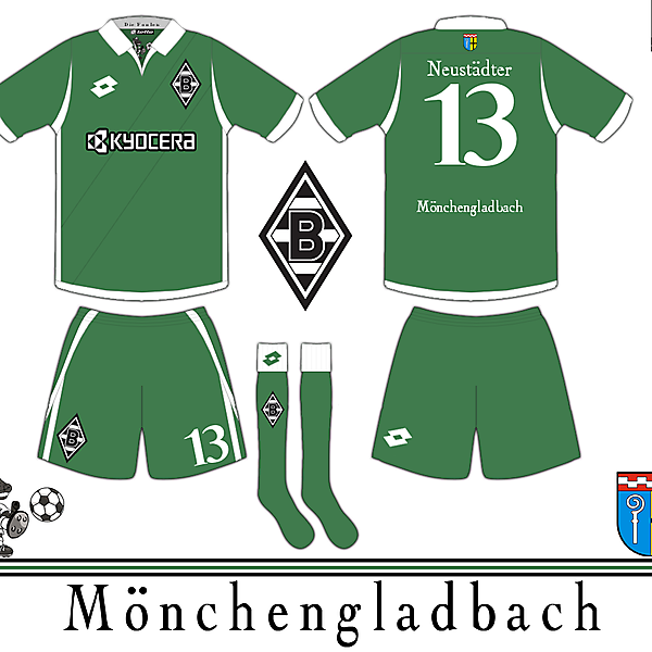 Borussia Monchengladbach 2nd
