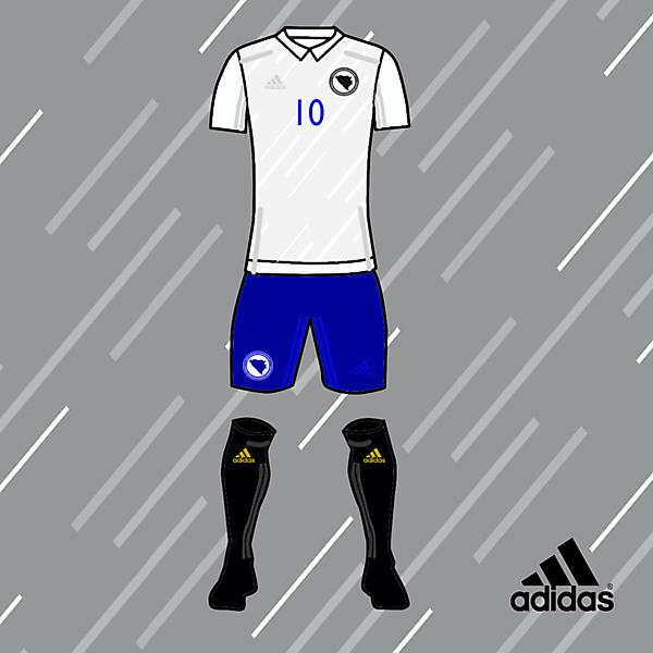 bosnia football away kits 2017