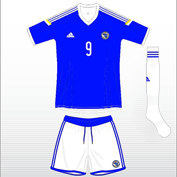 Bosnia Hercegowina Home Kit