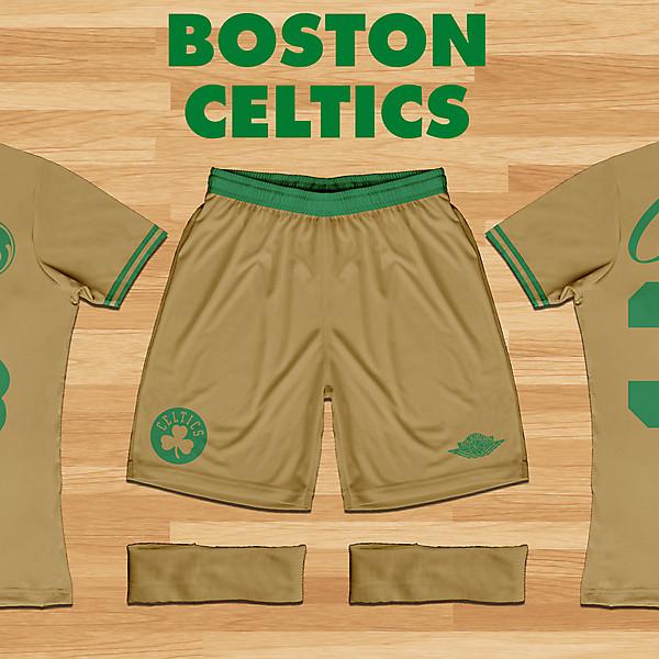 Boston Celtics - Fourth Kit