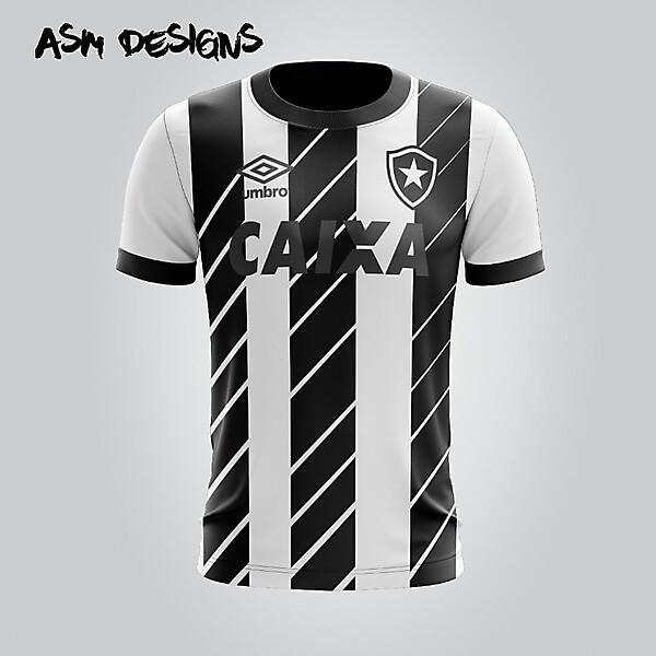 Botafogo 2018 Umbro Home Kit