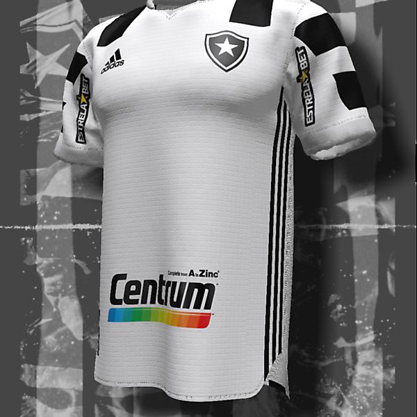 Botafogo F.R. - Adidas Away