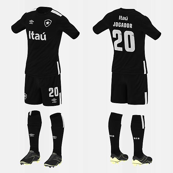 Botafogo (Third/Umbro) (#fbrkits1920)