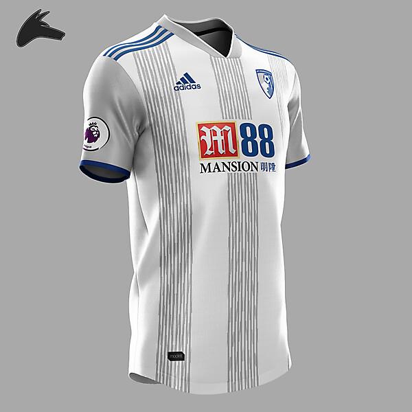 Bournemouth x Adidas away concept
