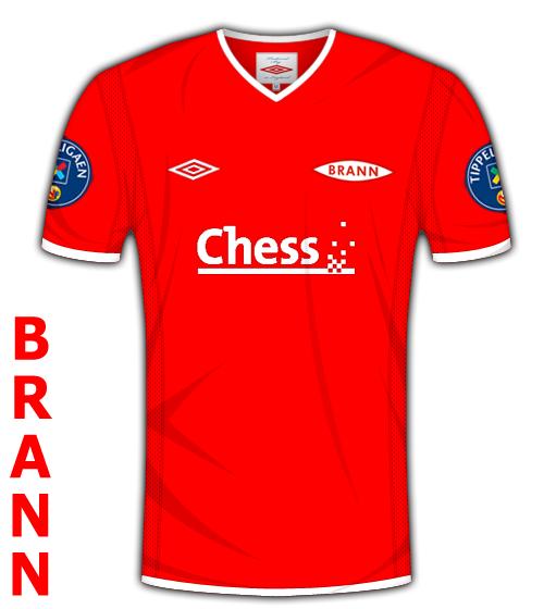 SK Brann Home