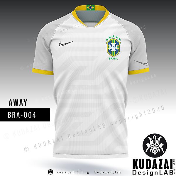 BRASIL  ' Seleção'  Away version