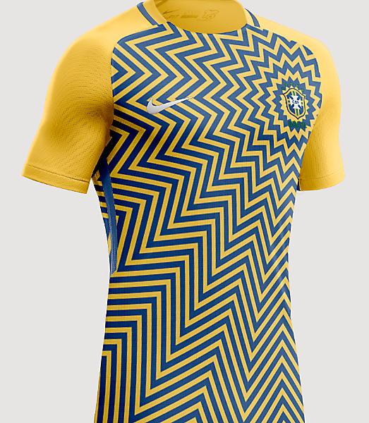 Brasil Home - World Cup