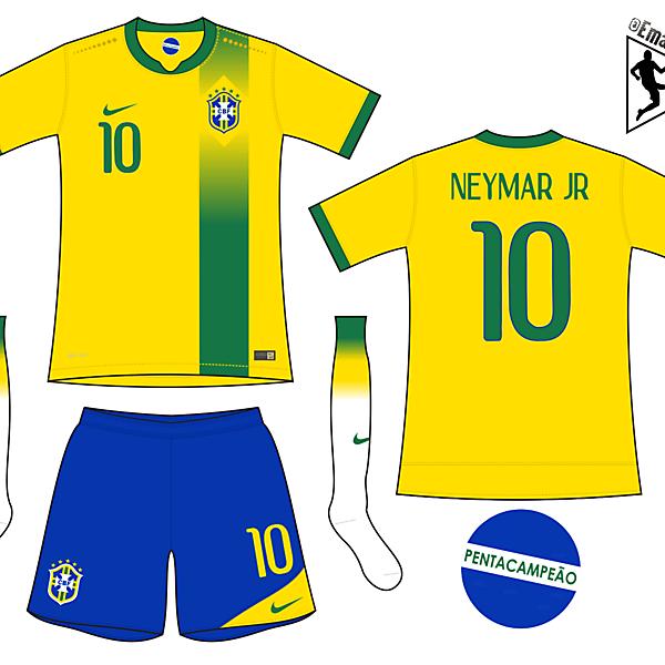 Brazil - Home kit
