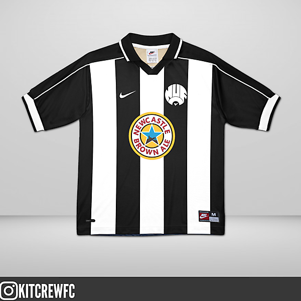Brazil 1998 Redesign/Newcastle (2/3)