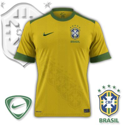 Brazil Nike Fantasy