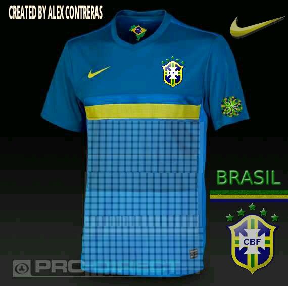 Brazil Away