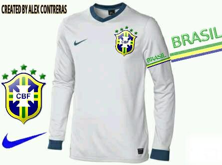 Brazil Third Shirt