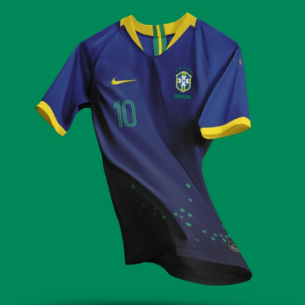 Brazil x Nike