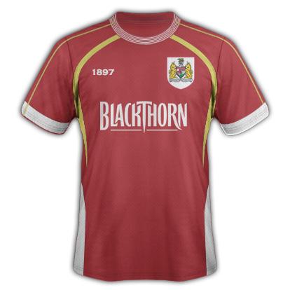 Bristol City kit 4