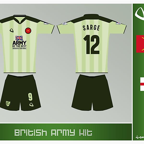 British Army Kit