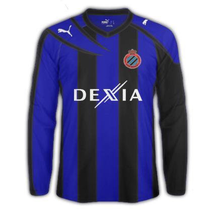 Club Brugge Puma 2010