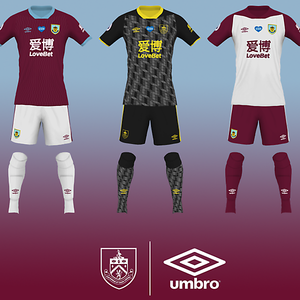 Burnley | Umbro 2020/21