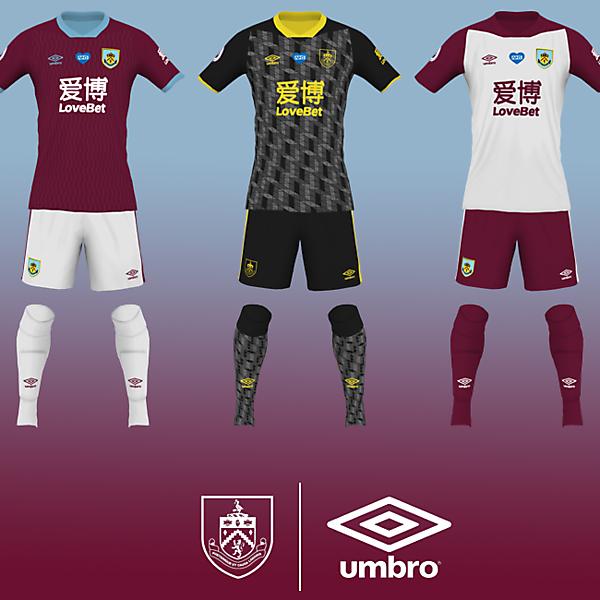 Burnley | Umbro 2020/21